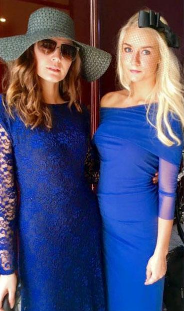 Lange/Galla kjoler