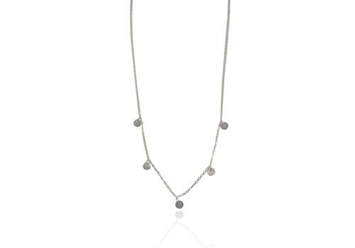 A Halskæde - sølv