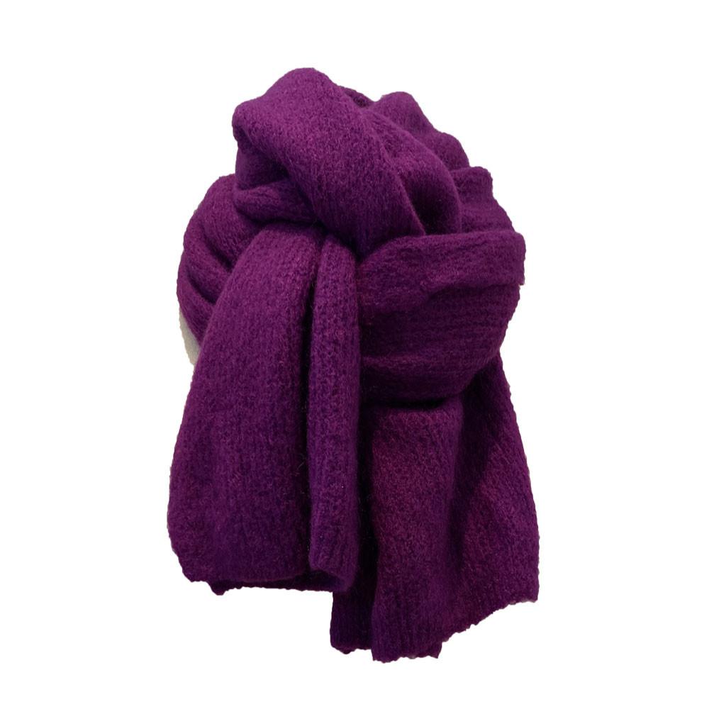 Mohair tørklæde