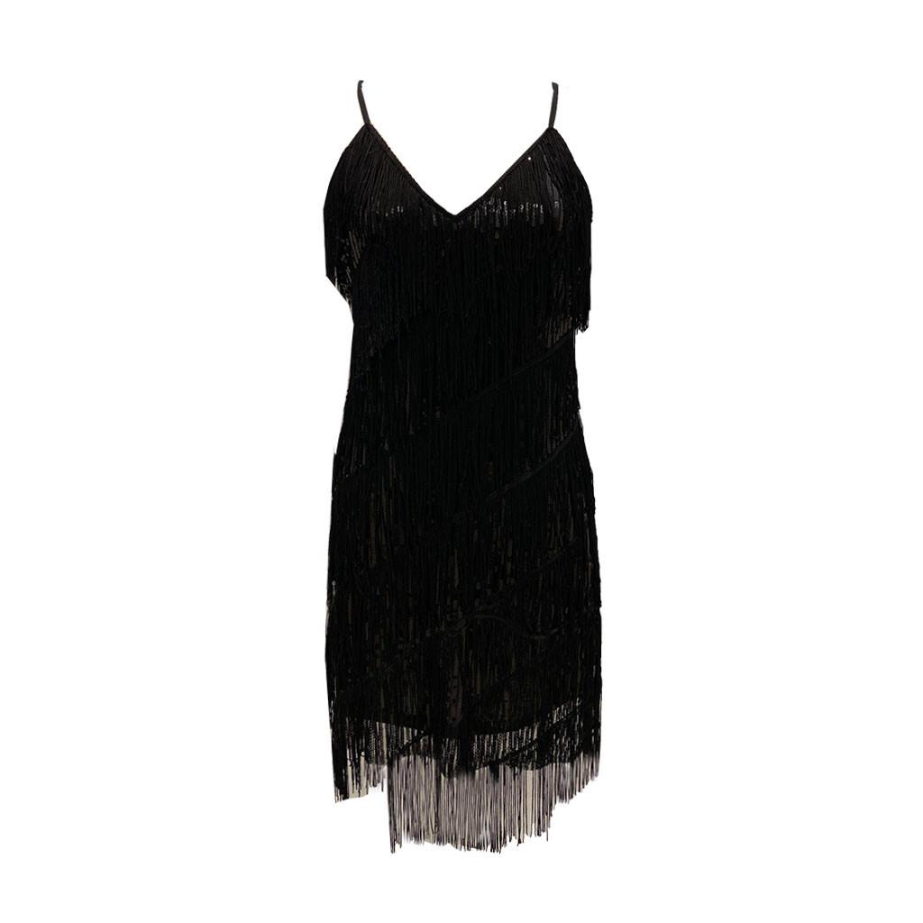 charleston kjole