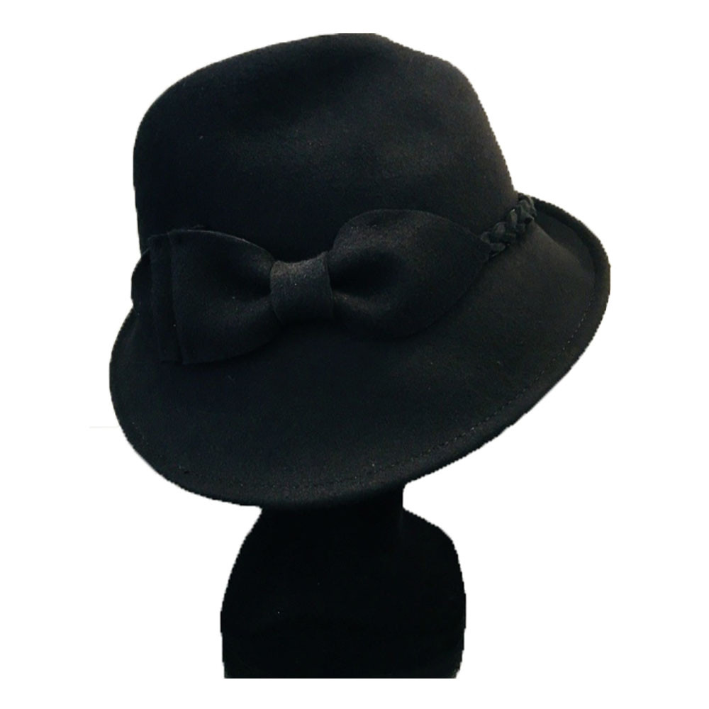Asymmetrisk Hat uld
