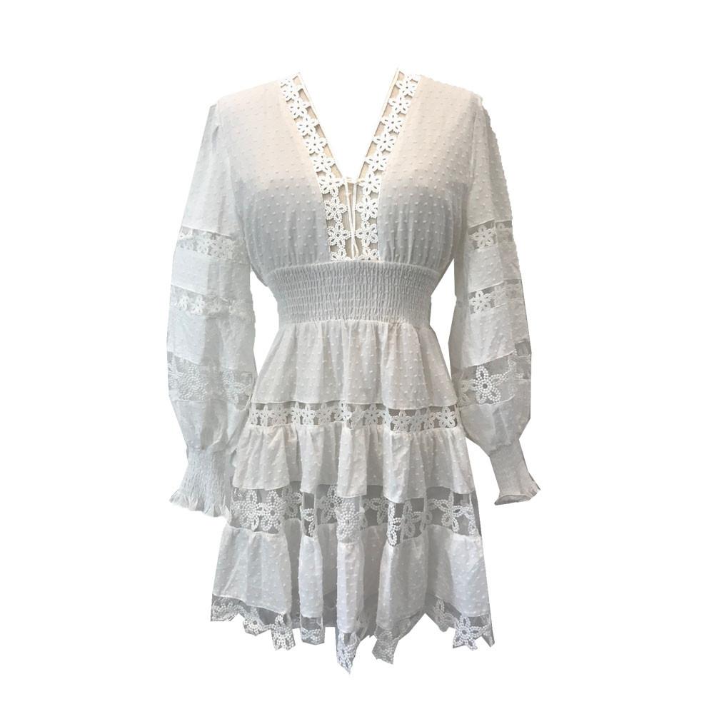 Detaljeret kjole