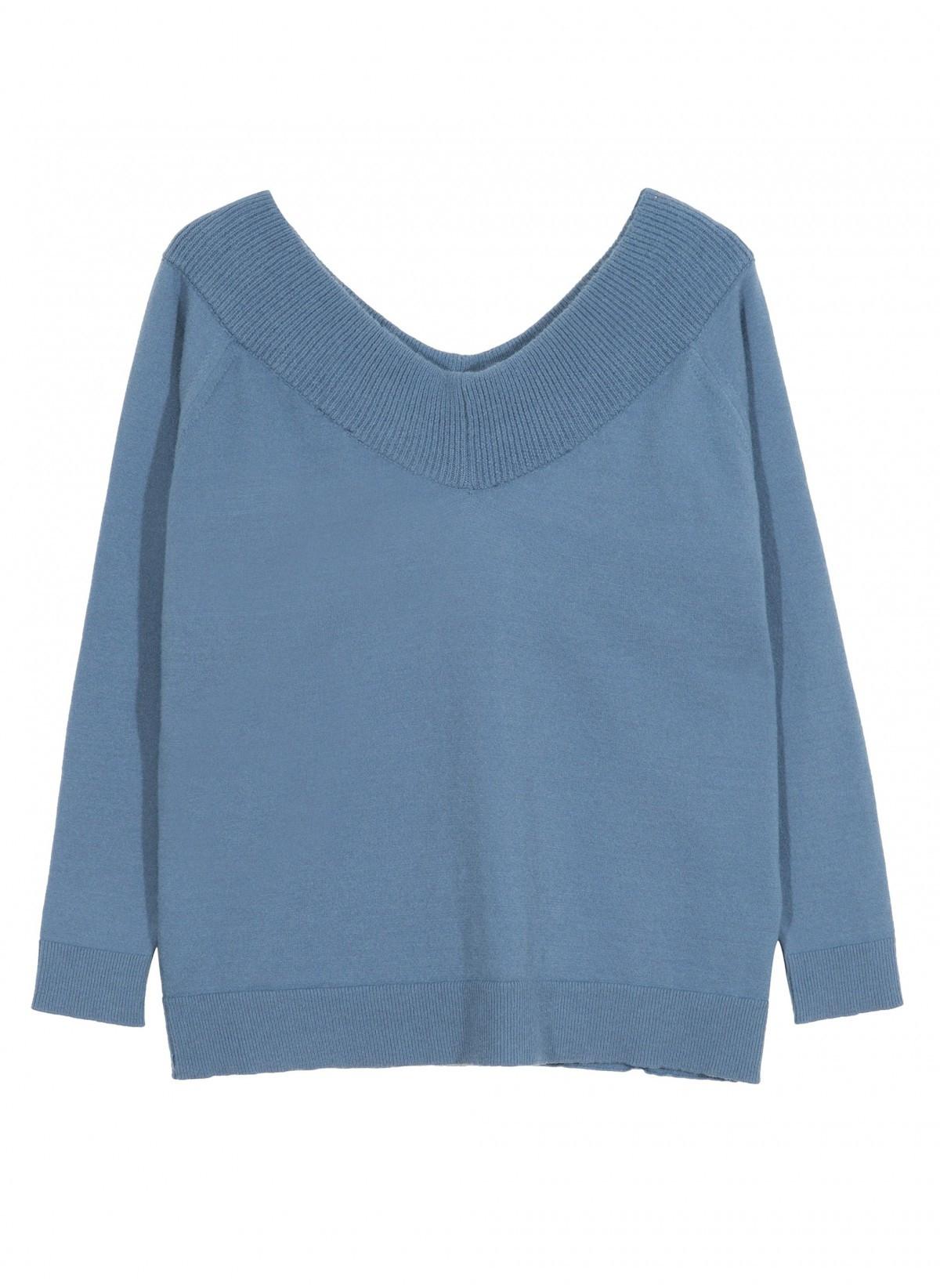 A A bluse skulder
