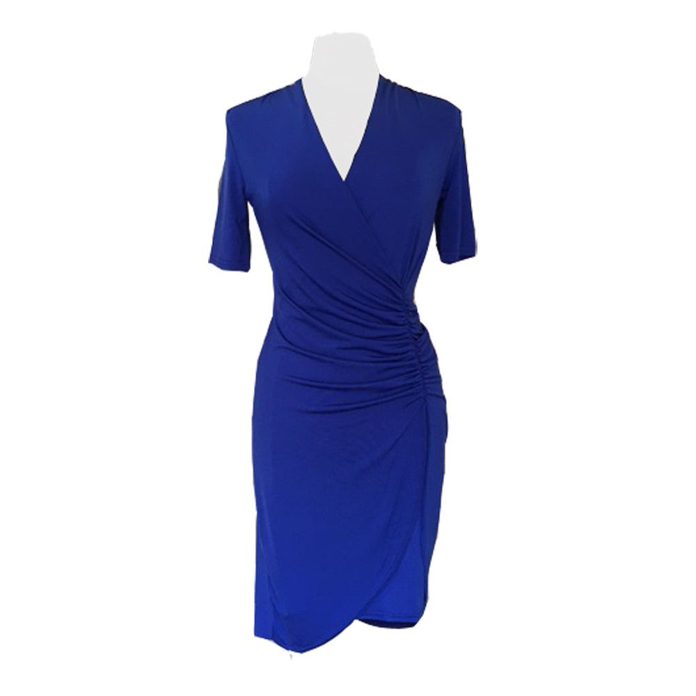 Nuni kjole Royal blue