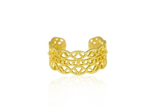 A Ring i guld