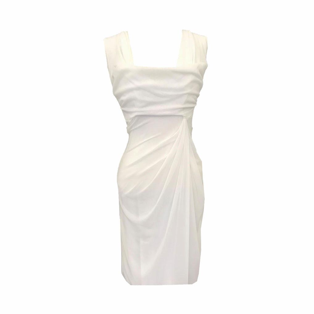 Tüll stretch kjole