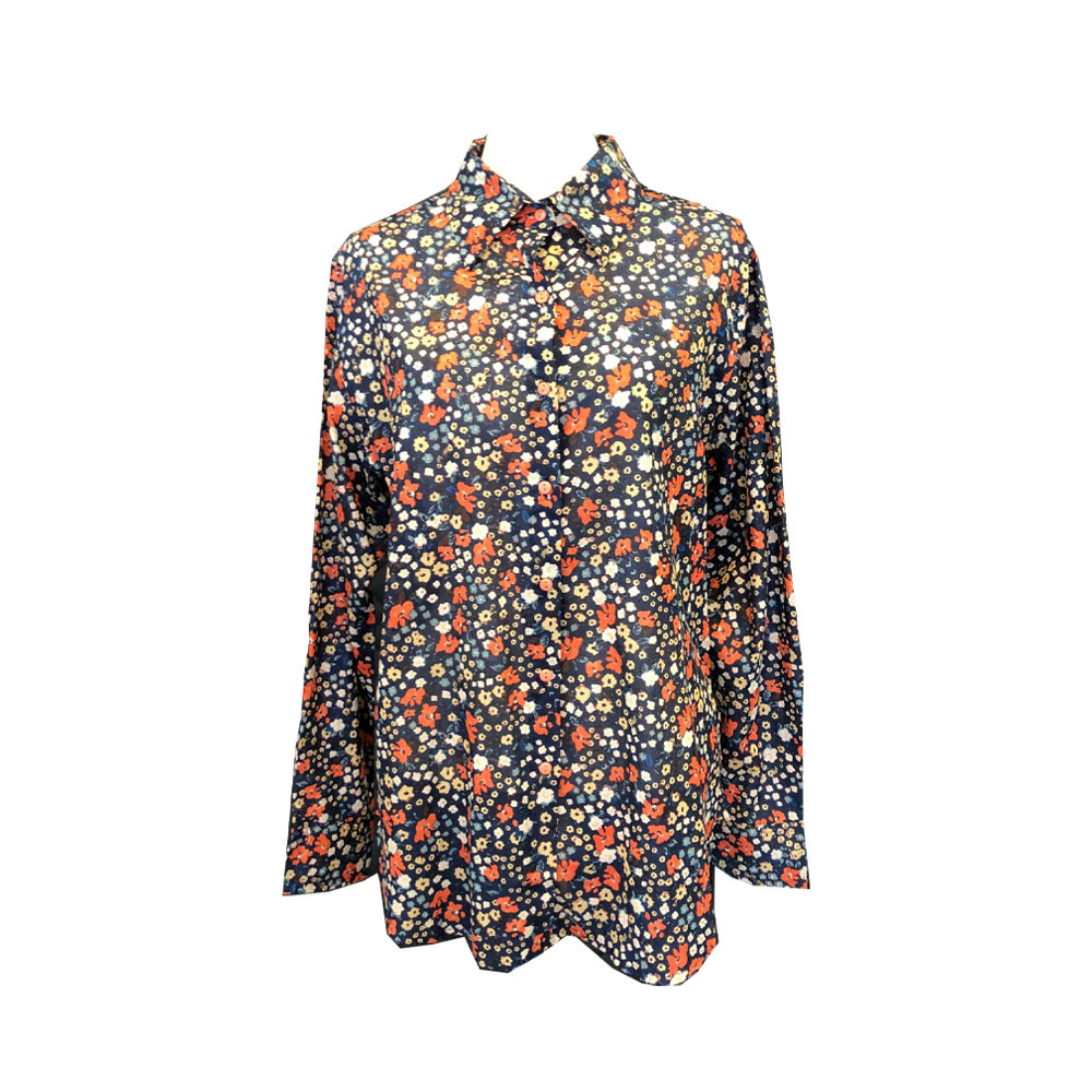 A Bomuld bluse