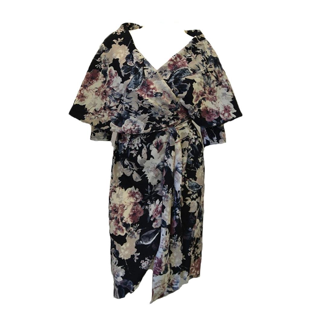 Kimono Kjole