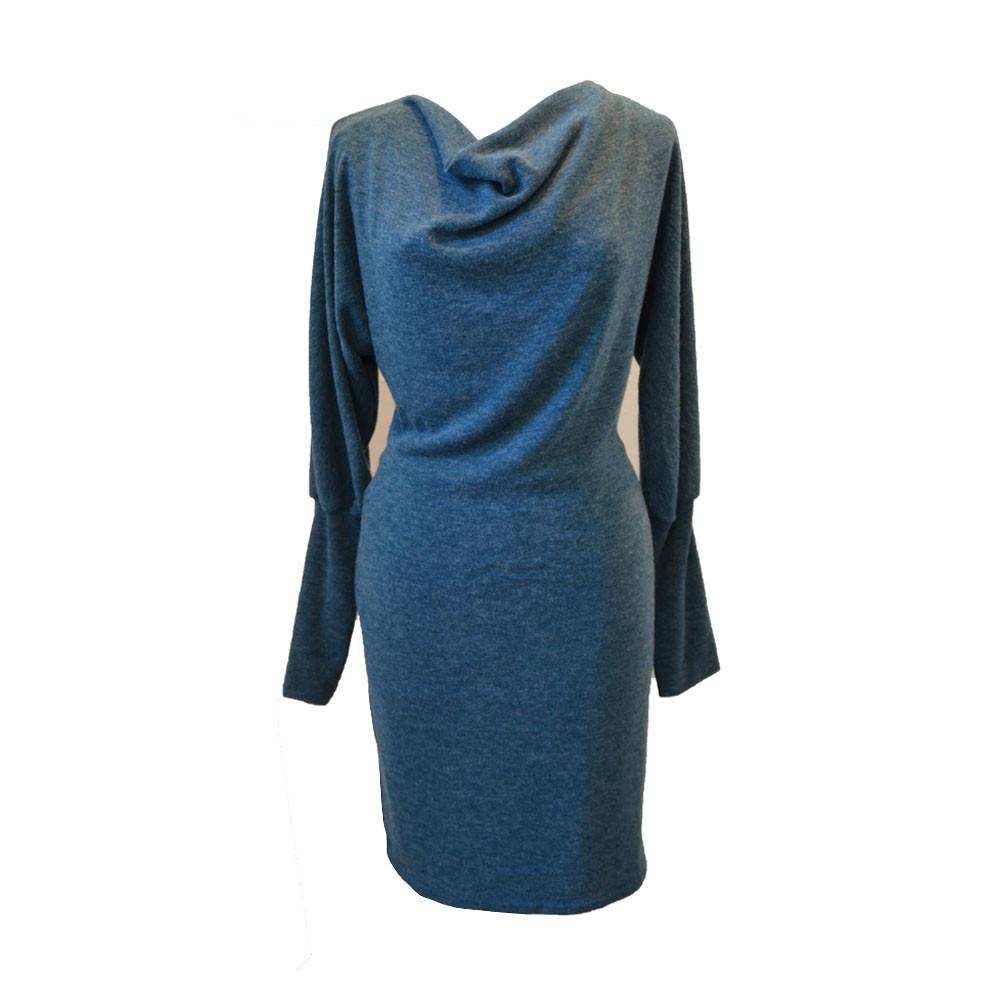draperet kjole/bluse