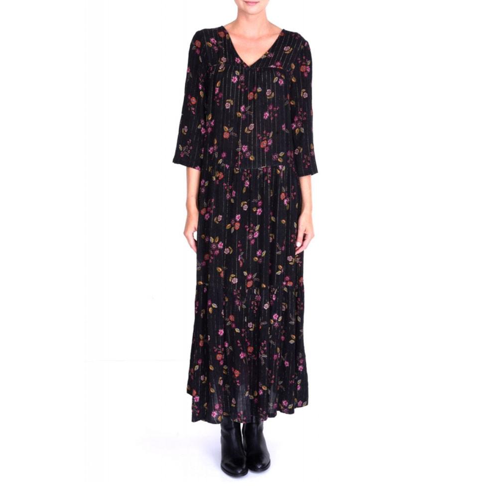 A blomstret kjole