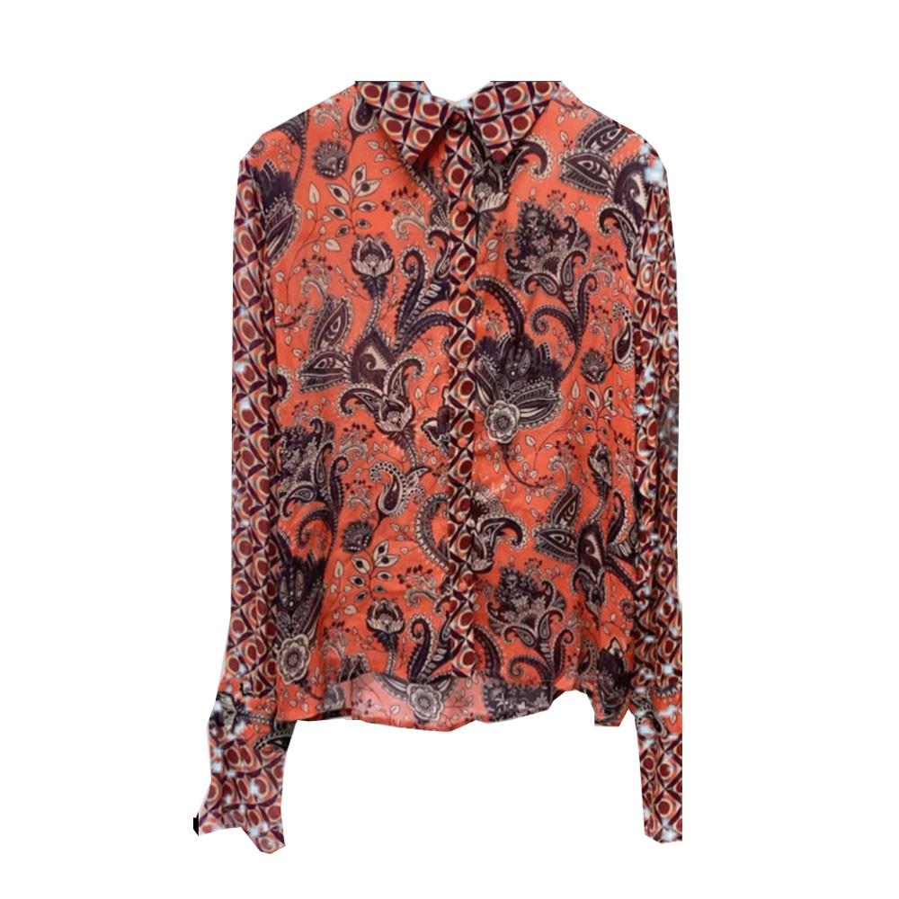 A A Bluse Skjorte