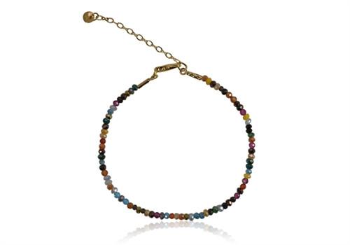 A Armbånd farvede perler