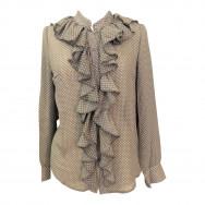 A Bluse krøsskjorte