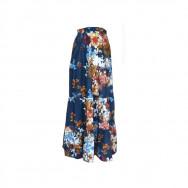 bomuld blomst nederdel