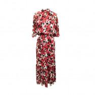 Blomstret kjole