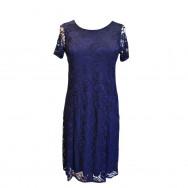 Strada kjolen blå blonde