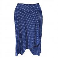 Strecth nederdel prikker