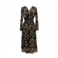 A Lang kjole print